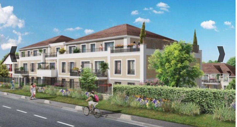 Appartement à vendre 3 59m2 à Montévrain vignette-5