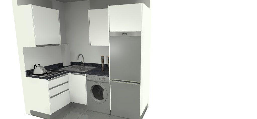 Appartement à louer 1 25.04m2 à Gournay-sur-Marne vignette-4