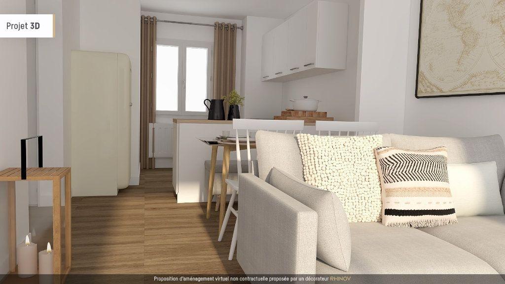 Appartement à vendre 2 41.4m2 à Givors vignette-2