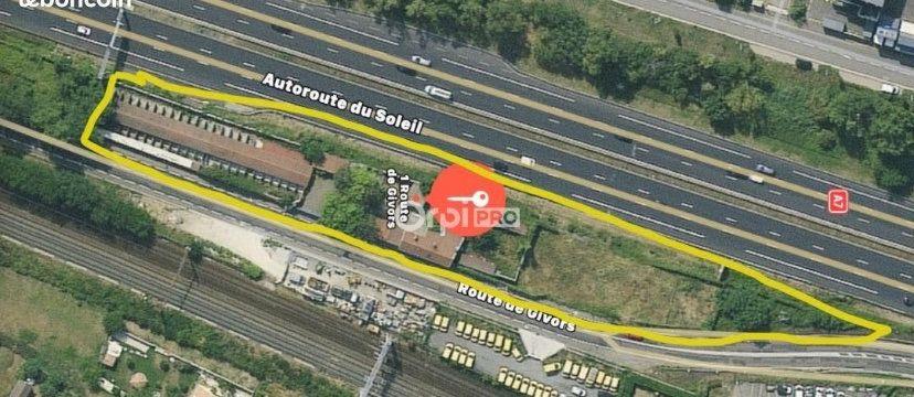 Terrain à vendre 0 3558m2 à Ternay vignette-3