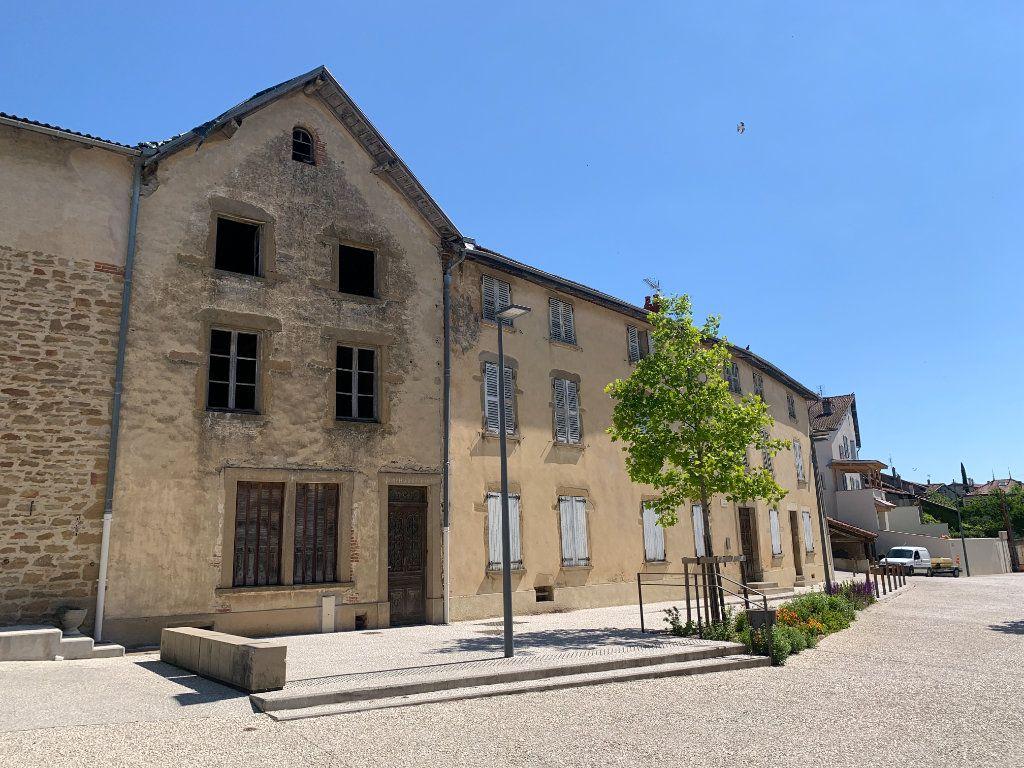 Maison à vendre 4 100m2 à Revel-Tourdan vignette-1