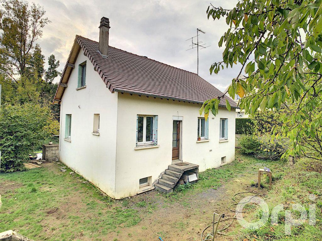 Maison à vendre 4 70m2 à Fresnoy-la-Rivière vignette-1