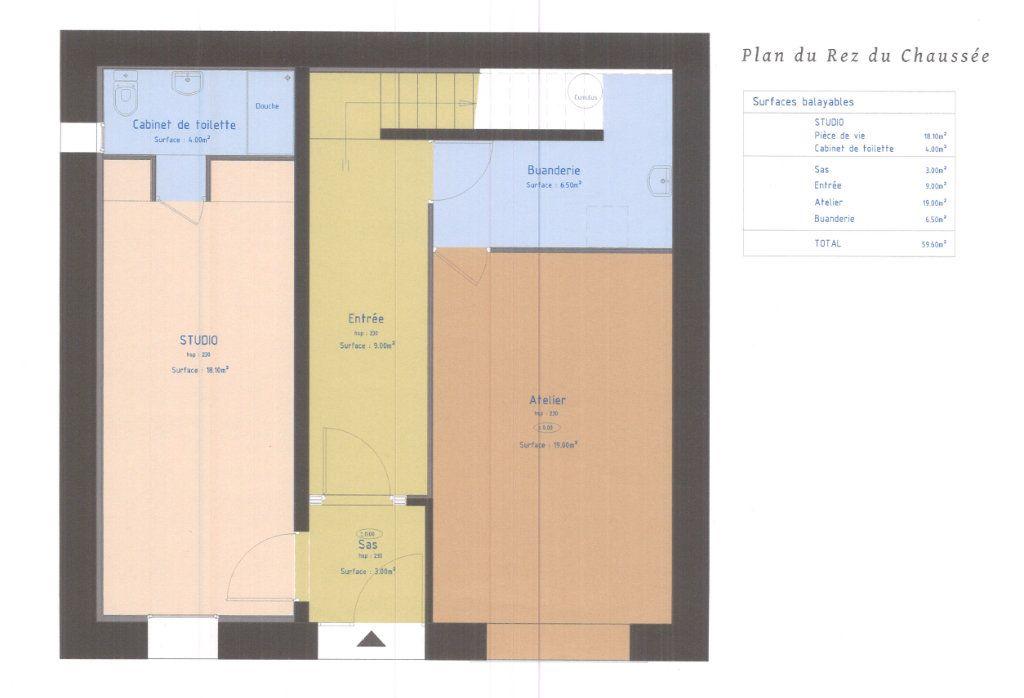 Maison à vendre 5 160m2 à Marseille 8 plan-1