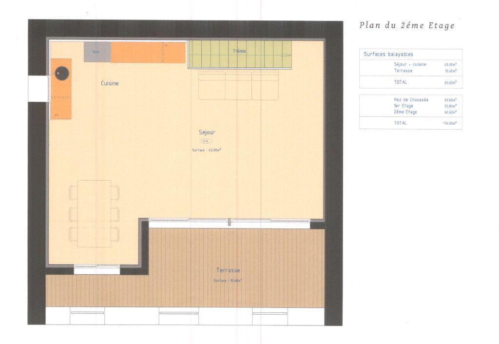 Maison à vendre 5 160m2 à Marseille 8 plan-3
