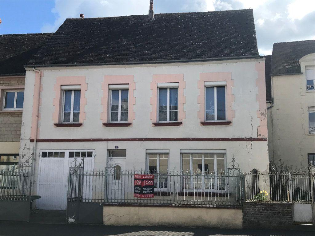 Maison à vendre 5 102m2 à Trun vignette-1