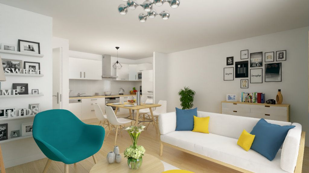 Appartement à vendre 2 50.75m2 à Argentan vignette-2