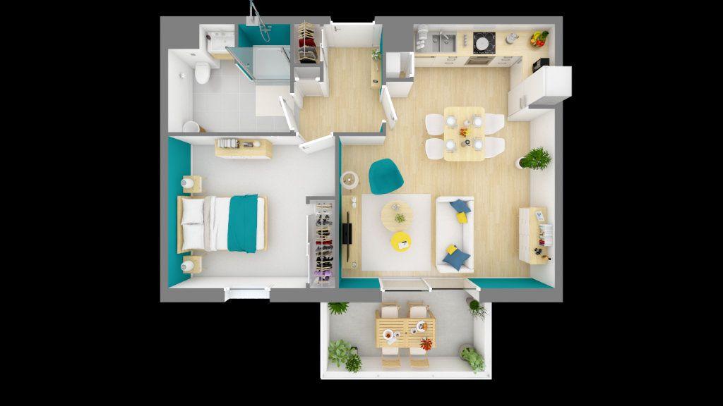 Appartement à vendre 2 50.75m2 à Argentan vignette-8