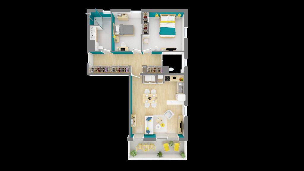 Appartement à vendre 3 81.38m2 à Argentan vignette-9