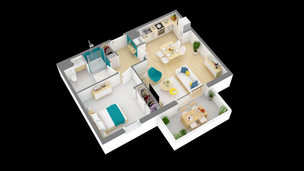 Appartement à vendre 2 50.77m2 à Argentan vignette-9