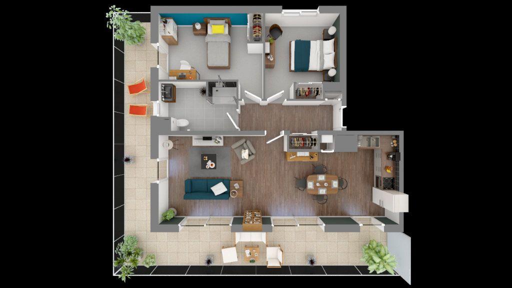Appartement à vendre 3 74.69m2 à Argentan vignette-9