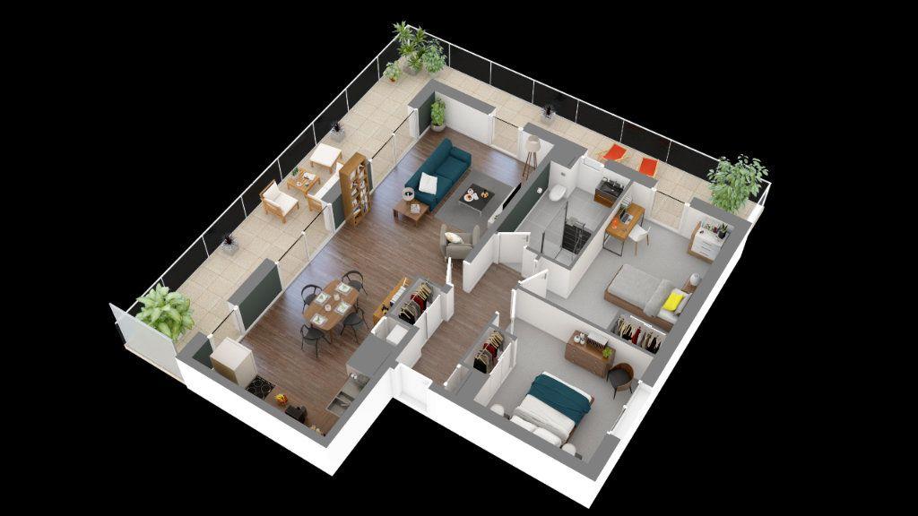 Appartement à vendre 3 74.69m2 à Argentan vignette-10