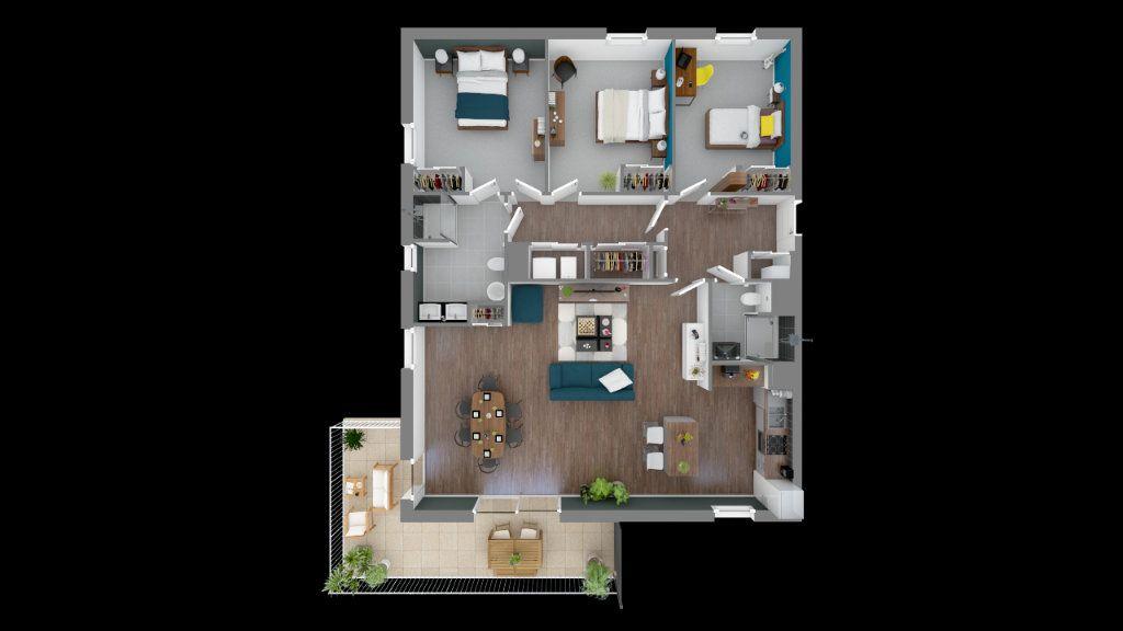 Appartement à vendre 4 111.9m2 à Argentan vignette-11