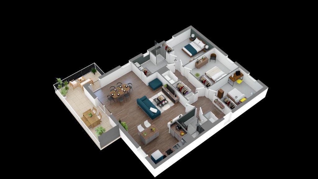 Appartement à vendre 4 111.9m2 à Argentan vignette-12