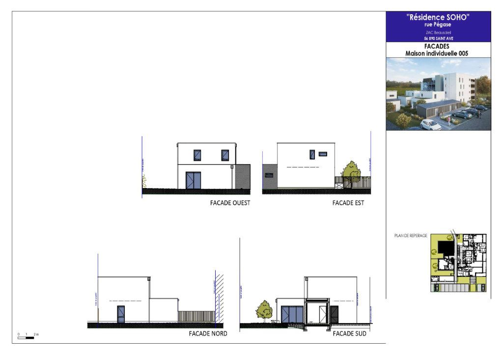 Maison à vendre 4 91.25m2 à Saint-Avé vignette-2