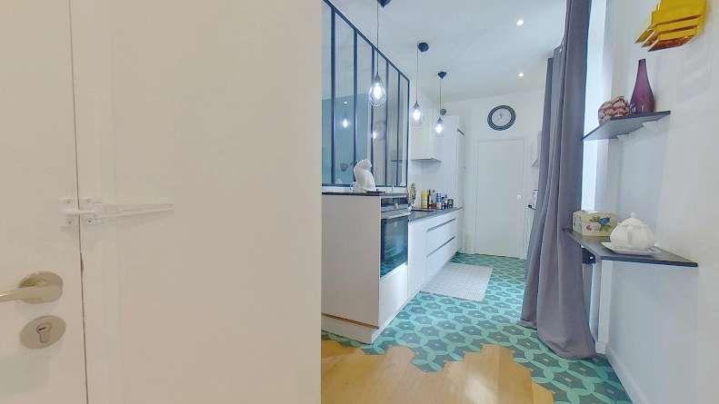 Appartement à vendre 2 60.9m2 à Vannes vignette-3