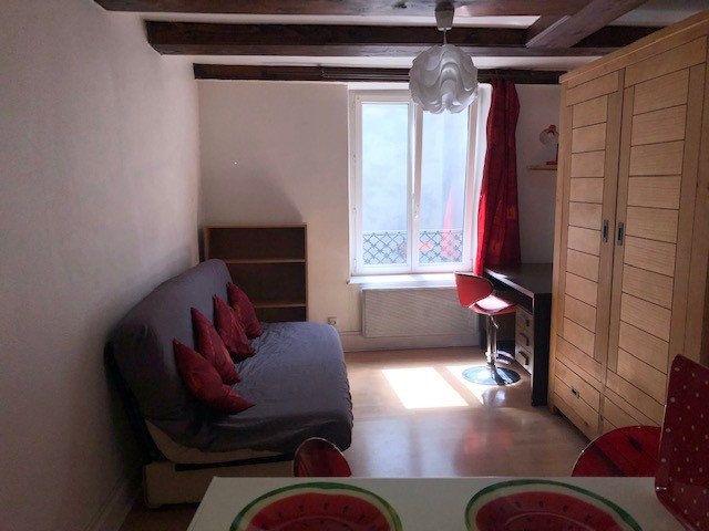 Appartement à louer 1 16.6m2 à Nancy vignette-5
