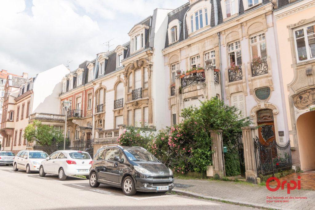Appartement à vendre 4 157m2 à Strasbourg vignette-9