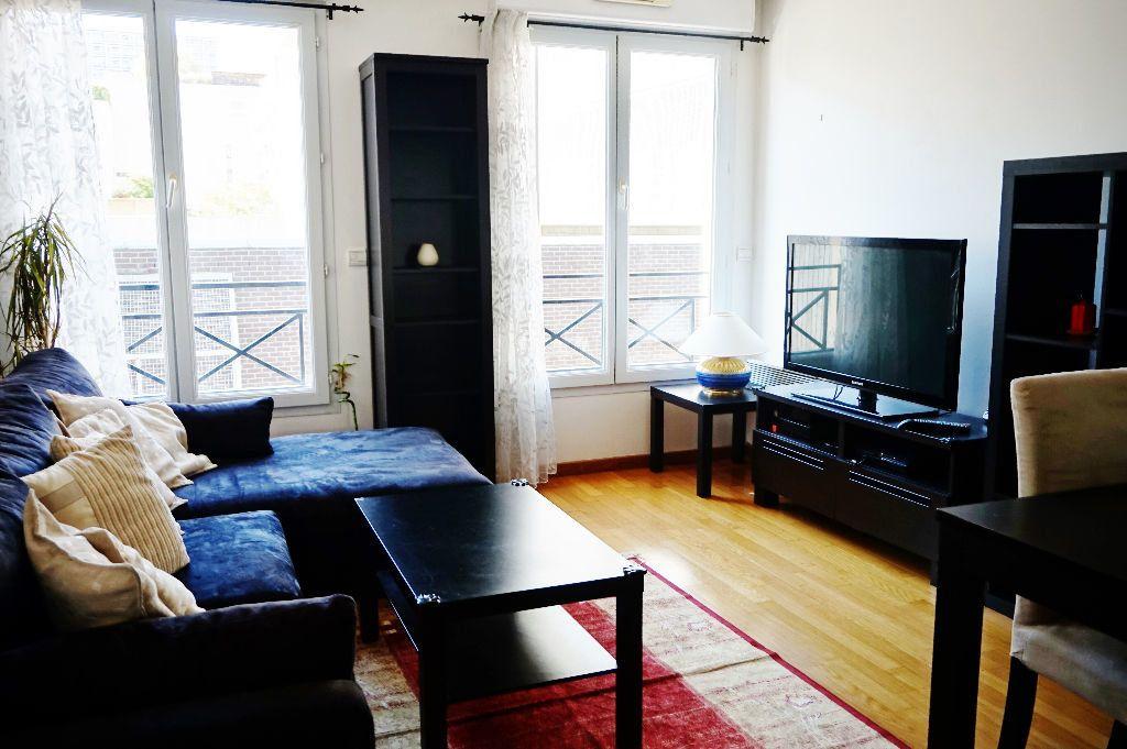 Appartement à louer 2 45m2 à Paris 15 vignette-2