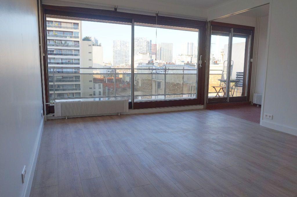 Appartement à louer 1 32.5m2 à Paris 15 vignette-1