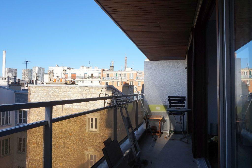 Appartement à louer 1 32.5m2 à Paris 15 vignette-2