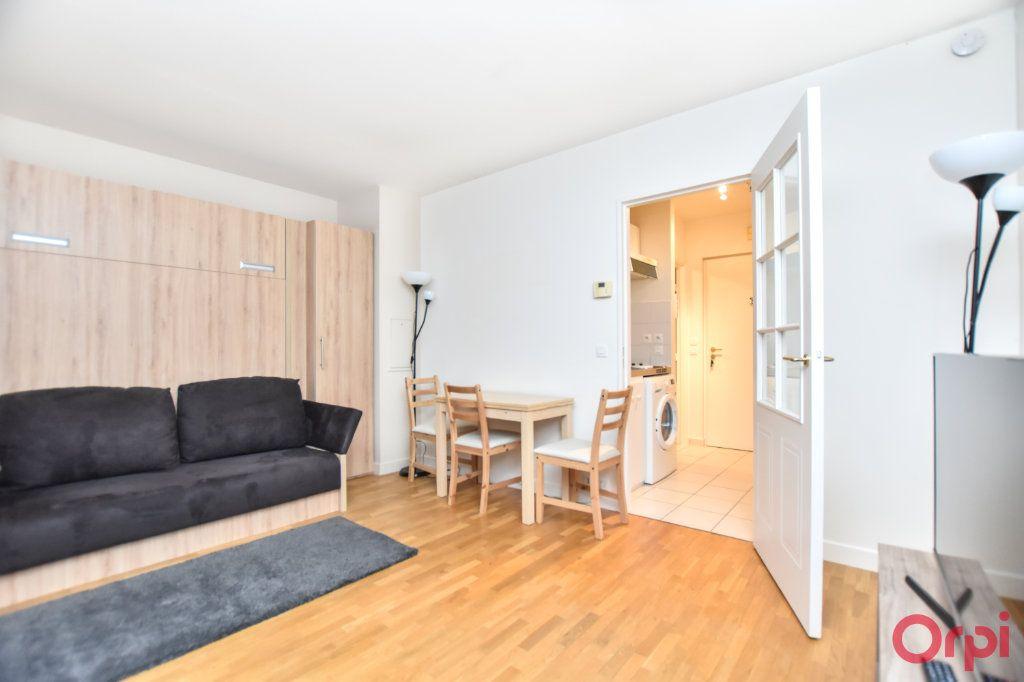 Appartement à louer 1 25m2 à Paris 15 vignette-3
