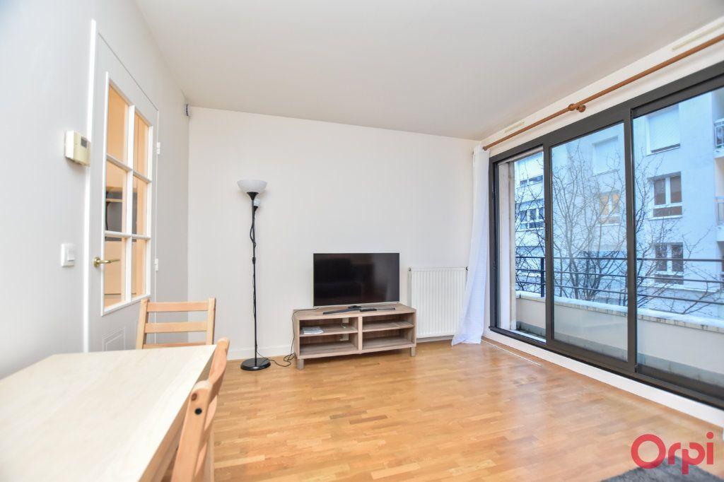 Appartement à louer 1 25m2 à Paris 15 vignette-5