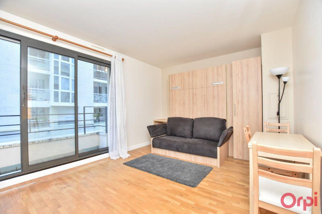 Appartement à louer 1 25m2 à Paris 15 vignette-6