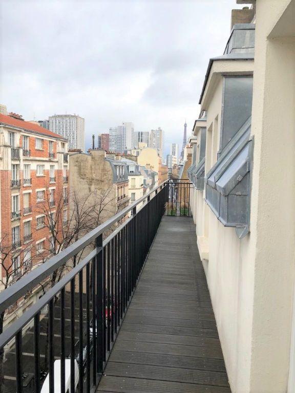 Appartement à louer 2 36m2 à Paris 15 vignette-1
