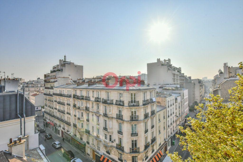 Appartement à louer 2 40m2 à Paris 15 vignette-2