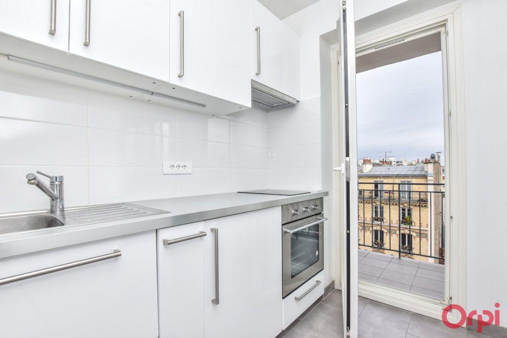 Appartement à louer 1 35m2 à Paris 15 vignette-6