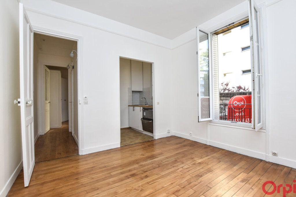 Appartement à louer 2 31.8m2 à Boulogne-Billancourt vignette-1