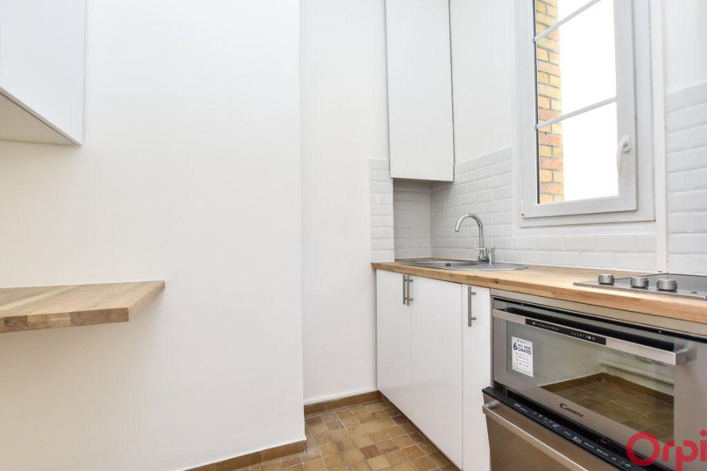 Appartement à louer 2 31.8m2 à Boulogne-Billancourt vignette-2