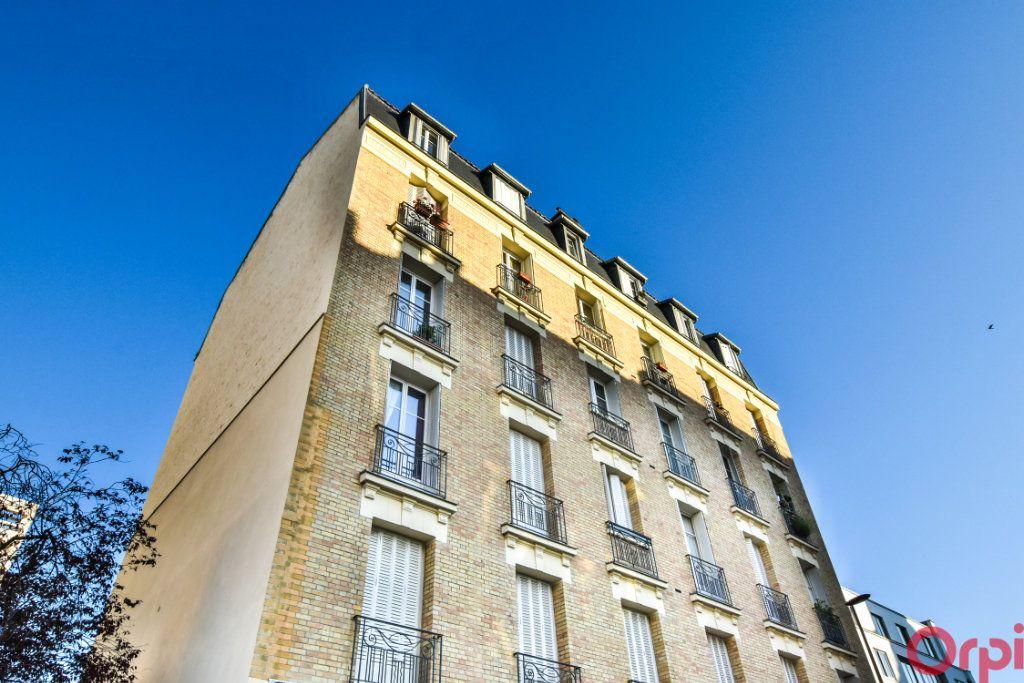 Appartement à louer 2 31.8m2 à Boulogne-Billancourt vignette-4
