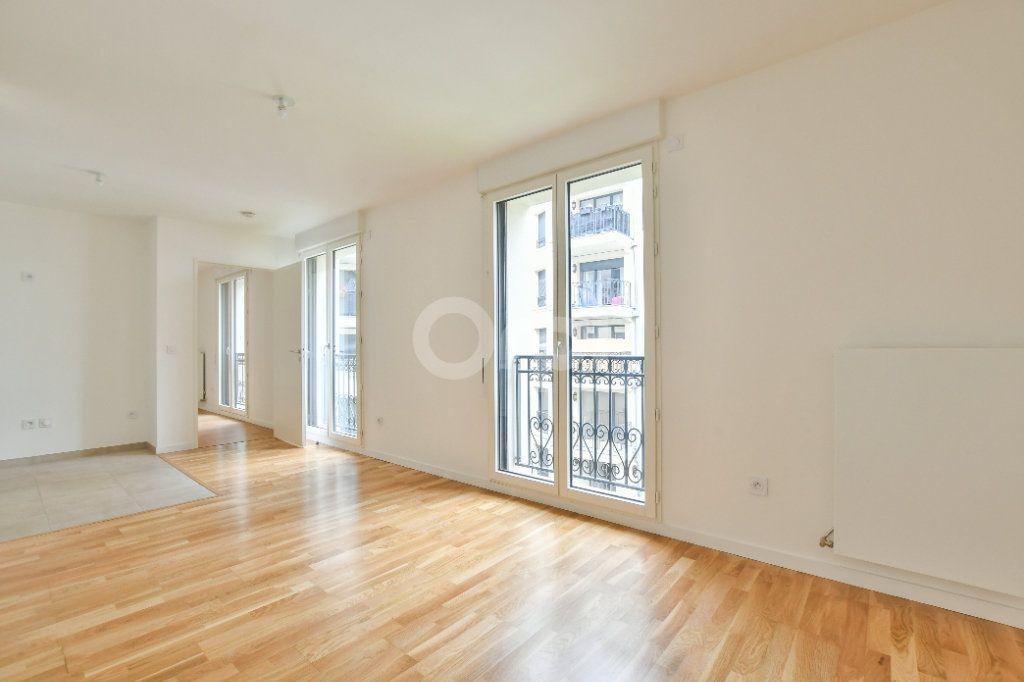 Appartement à louer 2 47.39m2 à Clamart vignette-1