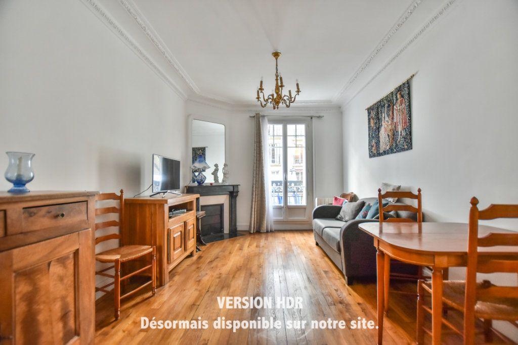 Appartement à vendre 2 48m2 à Paris 15 vignette-5