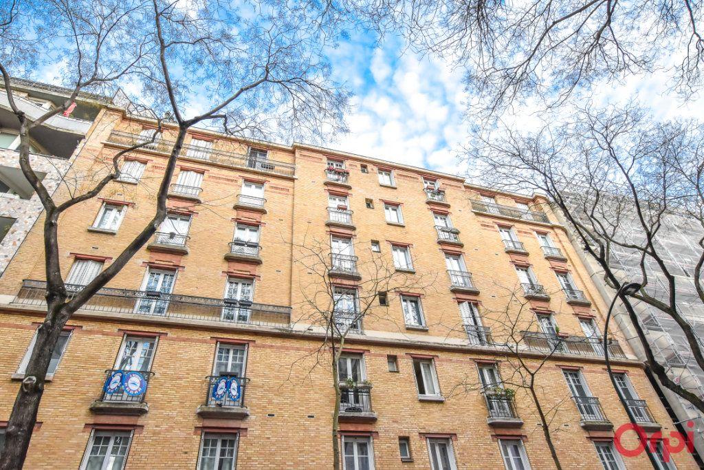 Appartement à vendre 2 48m2 à Paris 15 vignette-7