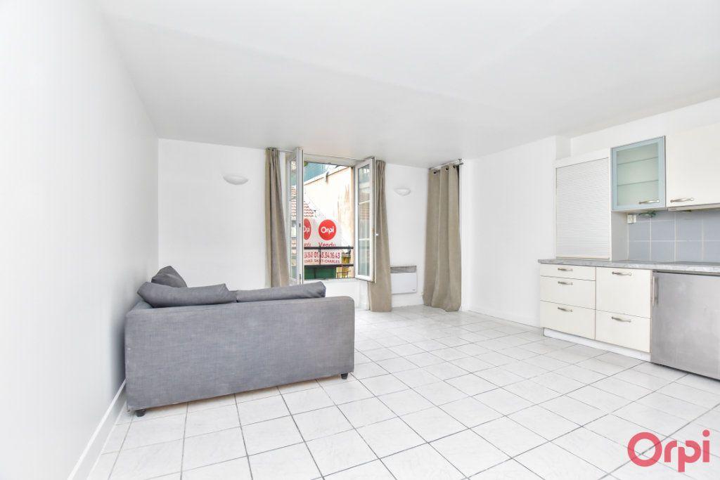 Appartement à vendre 2 37.73m2 à Paris 15 vignette-1