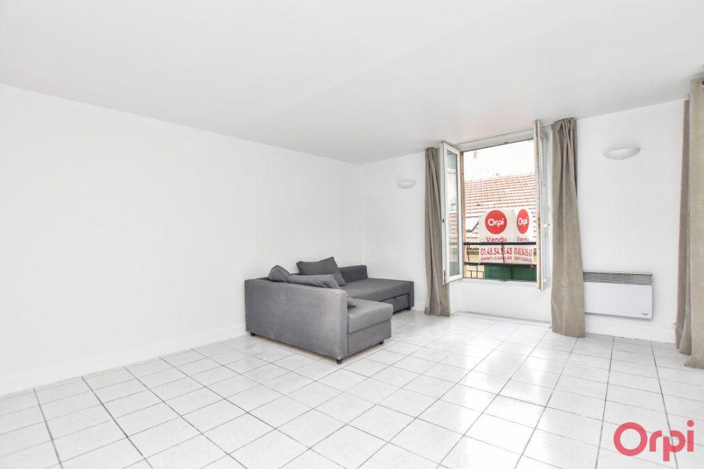 Appartement à vendre 2 37.73m2 à Paris 15 vignette-2