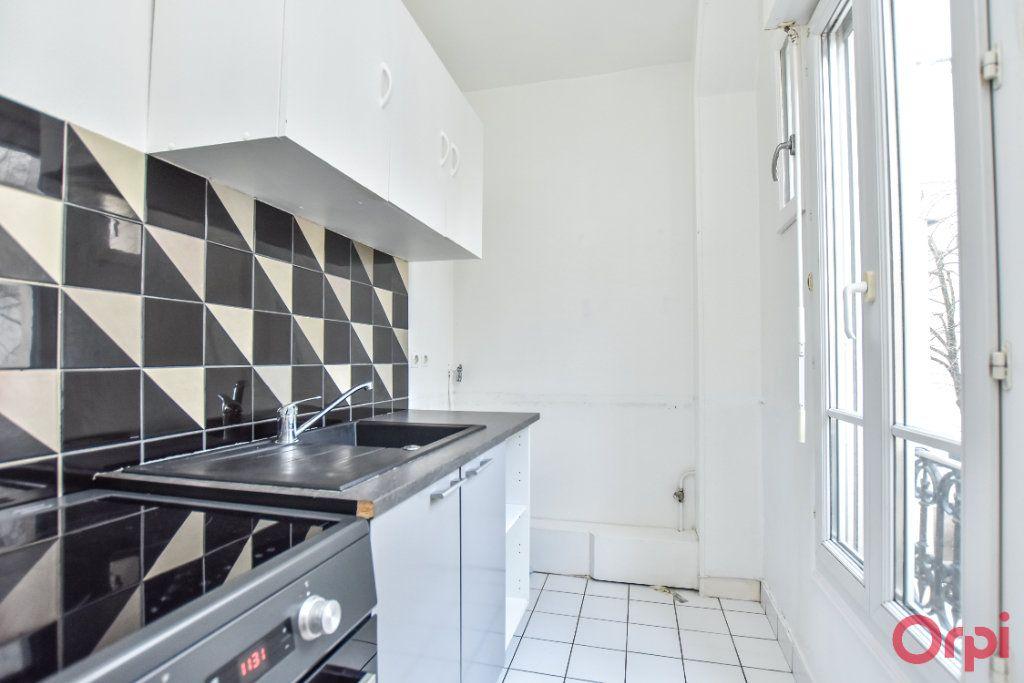 Appartement à louer 2 35m2 à Paris 15 vignette-9