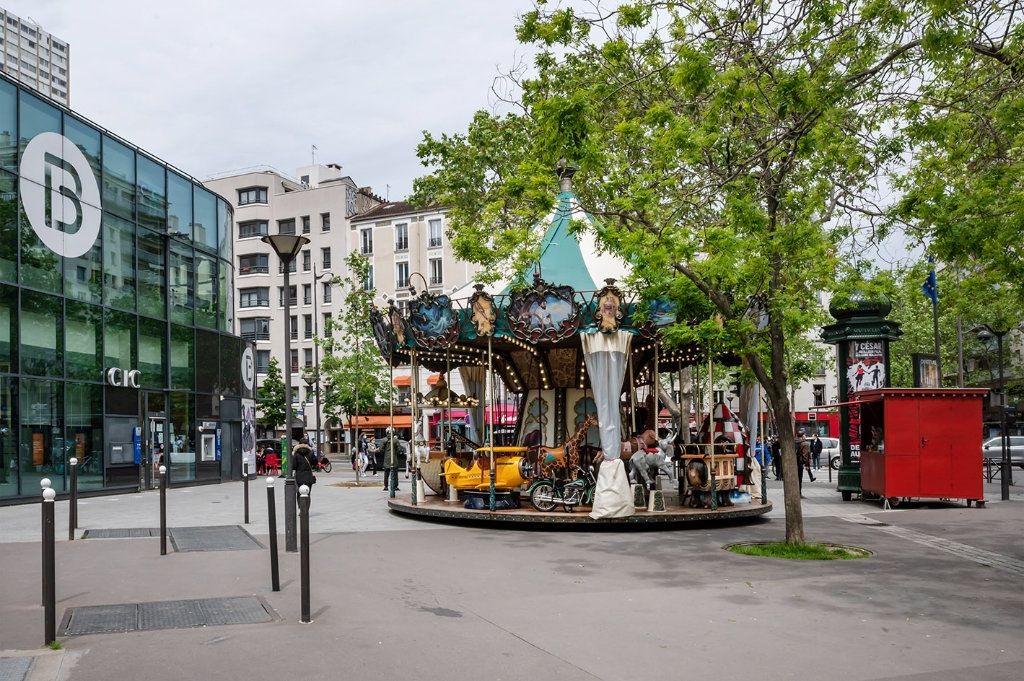 Appartement à louer 2 35m2 à Paris 15 vignette-17