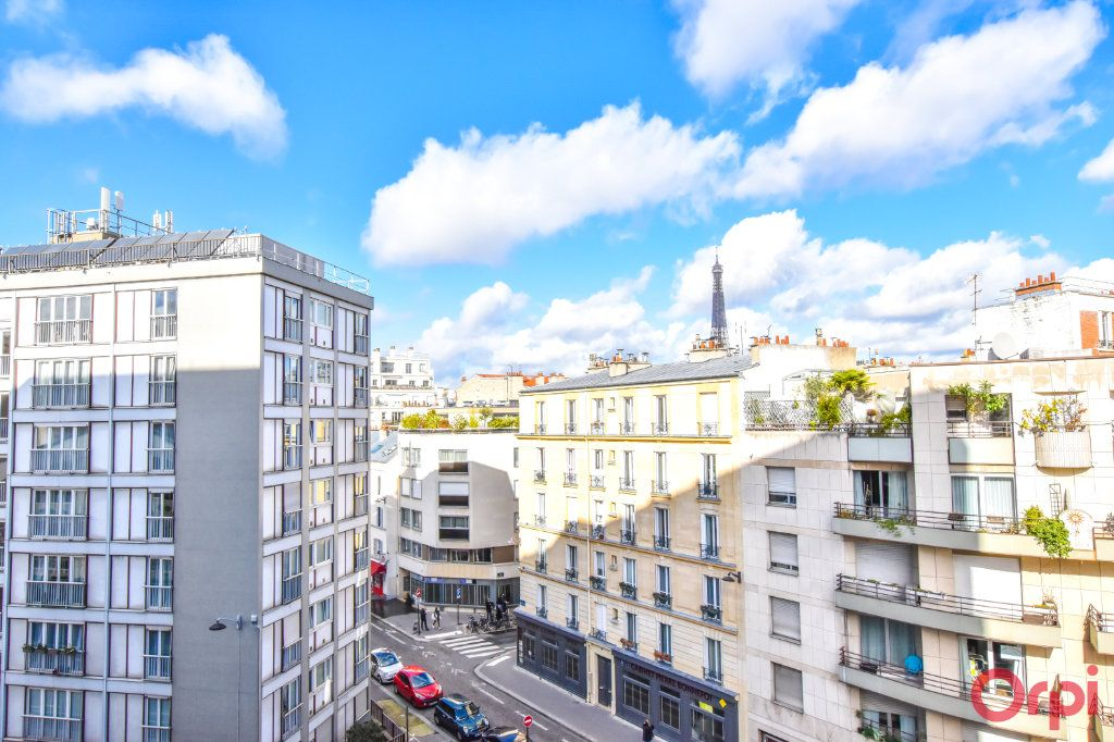 Appartement à louer 1 37.65m2 à Paris 15 vignette-8