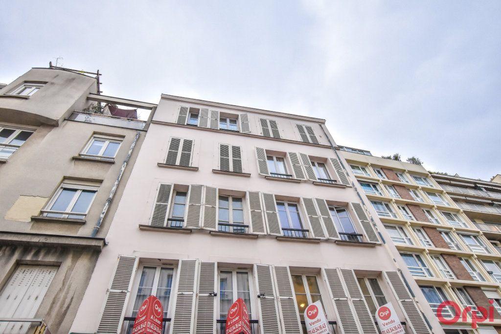 Appartement à louer 1 27m2 à Paris 15 vignette-7