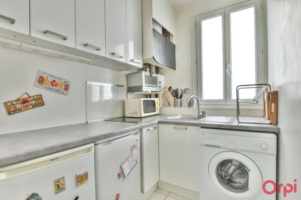 Appartement à louer 1 24m2 à Paris 17 vignette-3