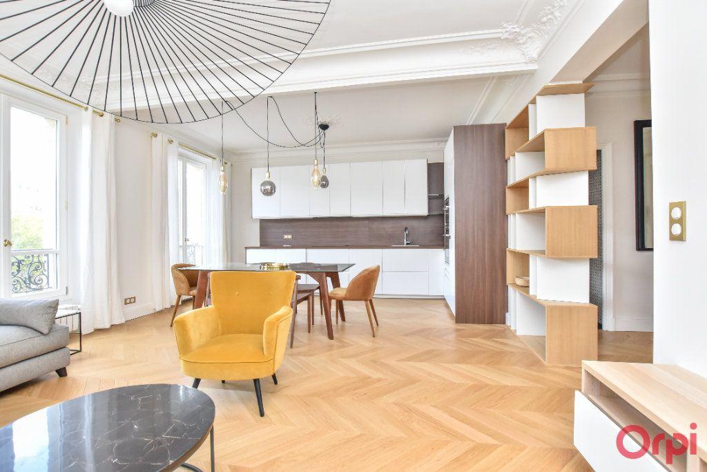 Appartement à louer 4 80m2 à Paris 8 vignette-2