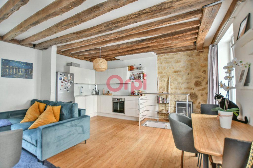 Appartement à louer 2 42.24m2 à Paris 15 vignette-2
