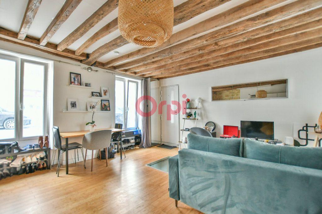Appartement à louer 2 42.24m2 à Paris 15 vignette-5