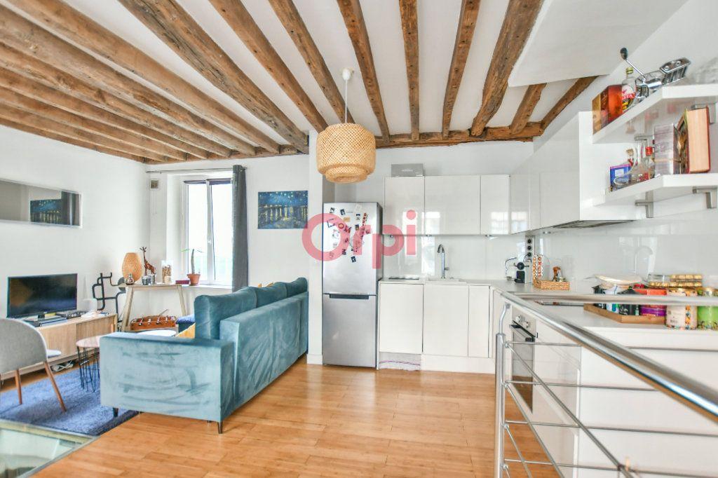 Appartement à louer 2 42.24m2 à Paris 15 vignette-7