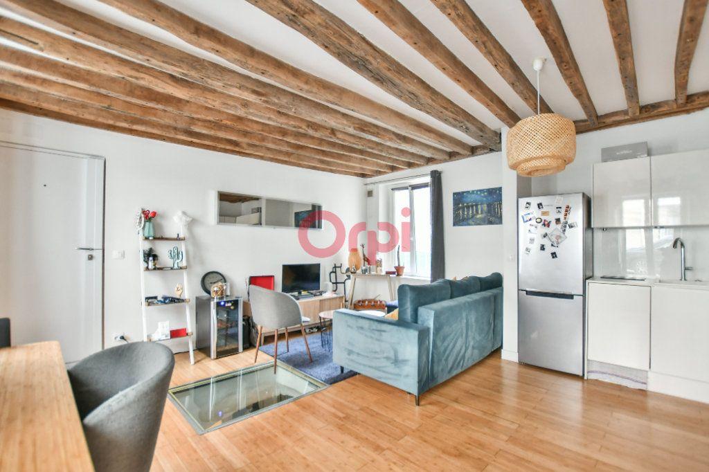 Appartement à louer 2 42.24m2 à Paris 15 vignette-8