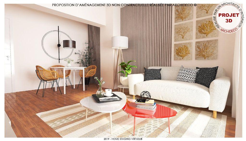 Appartement à vendre 3 65m2 à Saint-Pierre-des-Corps vignette-2