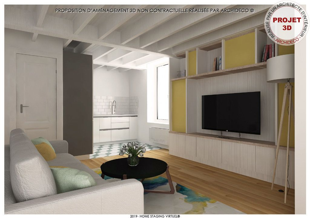 Appartement à vendre 4 75m2 à Tours vignette-4